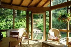 PT Screened porch Maryland