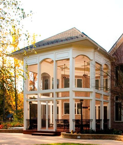 Archadeck of Maryland screened porch