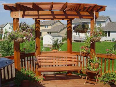 pergola kit instructions