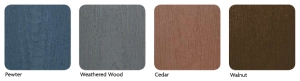 Guardian Prestige Decking Colors