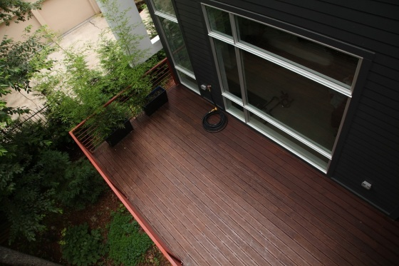 Bamboo deck builder