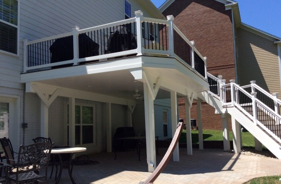 Hyattsville, MD, patio and deck builders