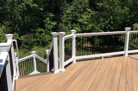 Hyattsville, MD, Timbertech Deck Builder