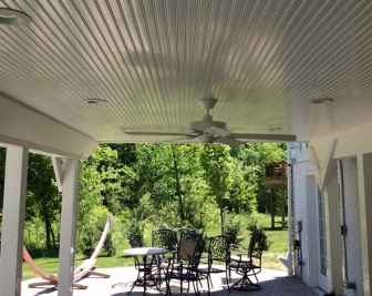 Hyattsville, MD, underdeck outdoor living