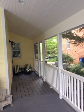 Bethesda MD porch builder