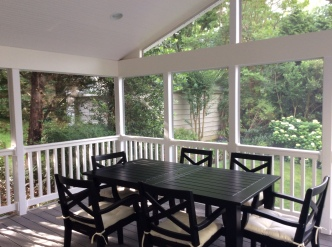 Montgomery County Screened Porches