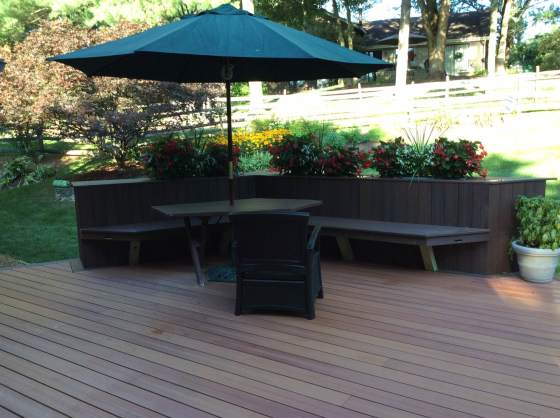 Montgomery Village redecking